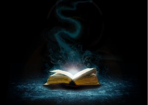 magic book fantasy