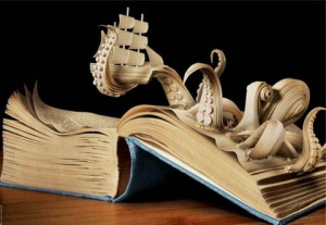 book sea creature
