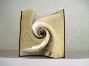 book swirl