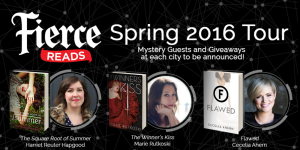 spring 2016 fierce reads
