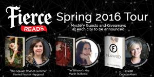 spring 2016 fierce reads