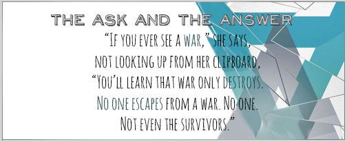 Chaos walking quote 3