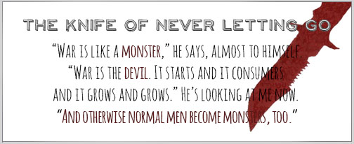 Chaos walking quote 4