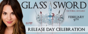 glass sword blog tour banner