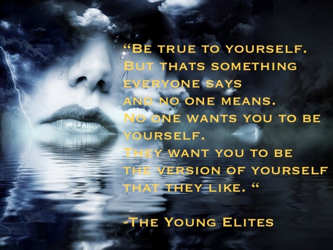 Young Elites Quote