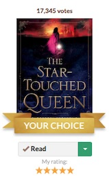 star-touched-queen-goodreads-choice-2016