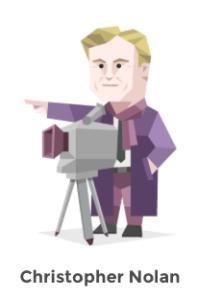 INTJ Christopher Nolan