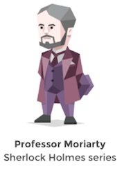 INTJ Moriarty
