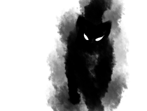 shadow_creature_cat_by_mishdae-da1owl0