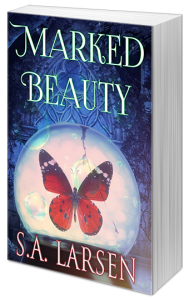 Marked Beauty Cover