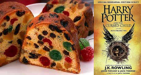 fruitcake potter