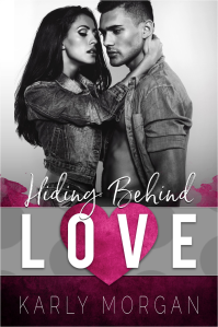 hiding behind love_cover