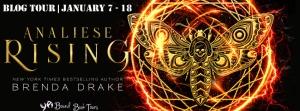 Analiese Rising tour banner