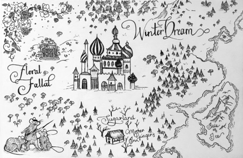 winter dream map