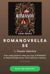 Romanov Playlist