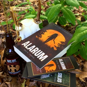 Alarum Blog Tour Giveaway