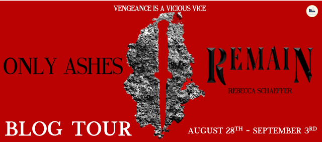 tour banner only ashes remain