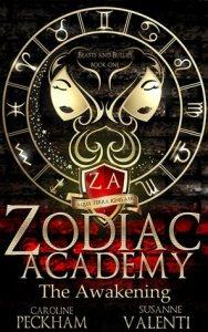 zodiac academy the awakening
