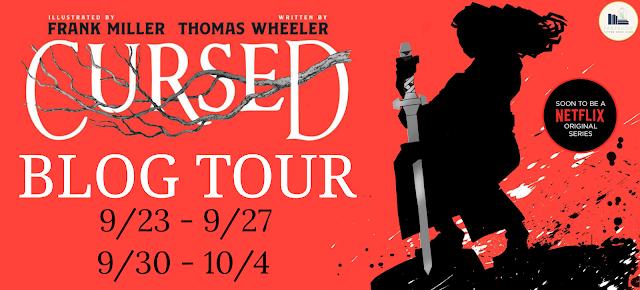 cursed tour banner