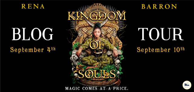 kingdom of souls banner
