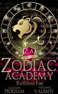zodiac academy ruthless fae
