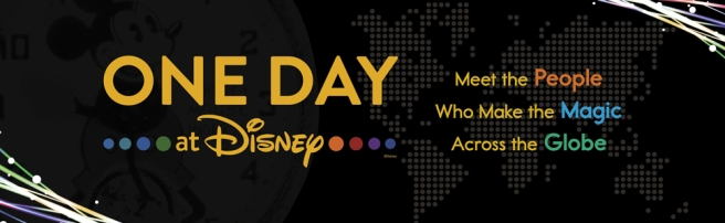 One Day at Disney banner 1