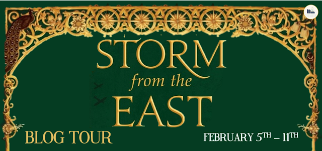 storm from the east tour banner