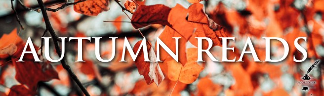 autumn reads banner