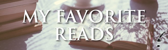 favorite reads banner