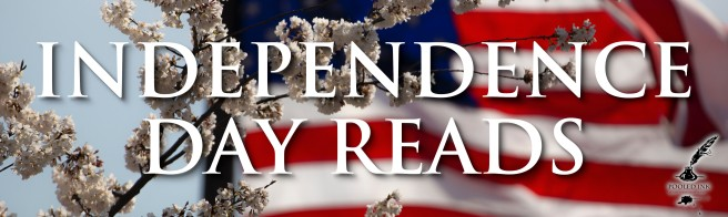 independence day reads banner