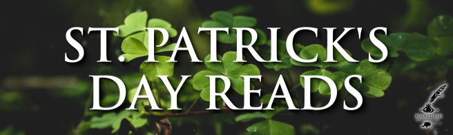 st patrick's day reads banner