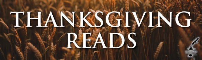 thanksgiving reads banner