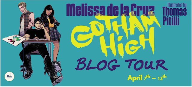 gotham high tour banner