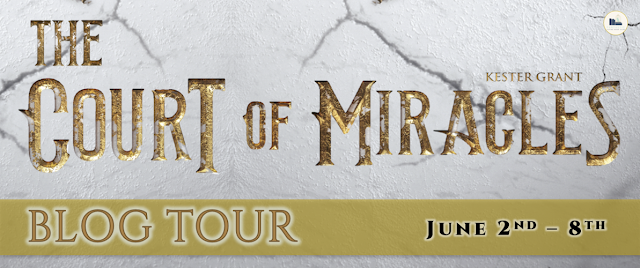 court of miracles TOUR BANNER