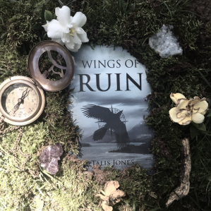 Wings of Ruin cover reveal