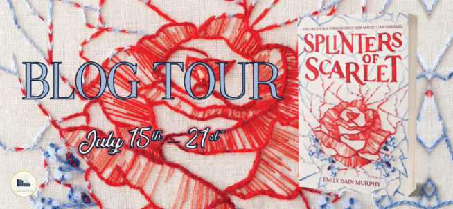 splinters of scarlet tour banner (3)