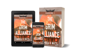 The Grim Alliance giveaway