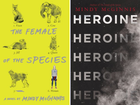 female heroine mcginnis