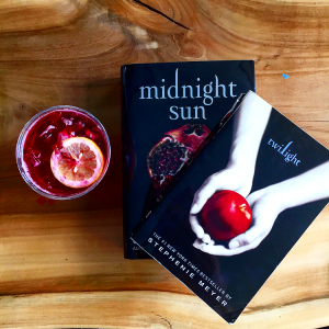 Midnight Sun bookstagram 4